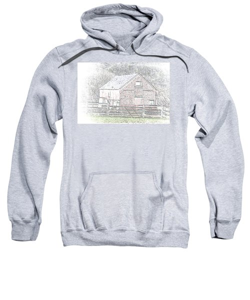 The Red Barn Sweatshirt