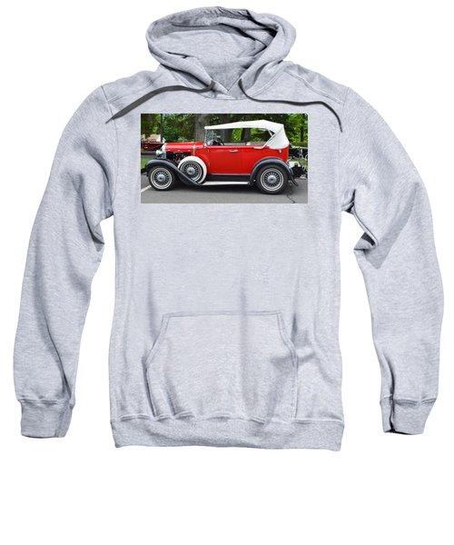 The Red Convertible Sweatshirt