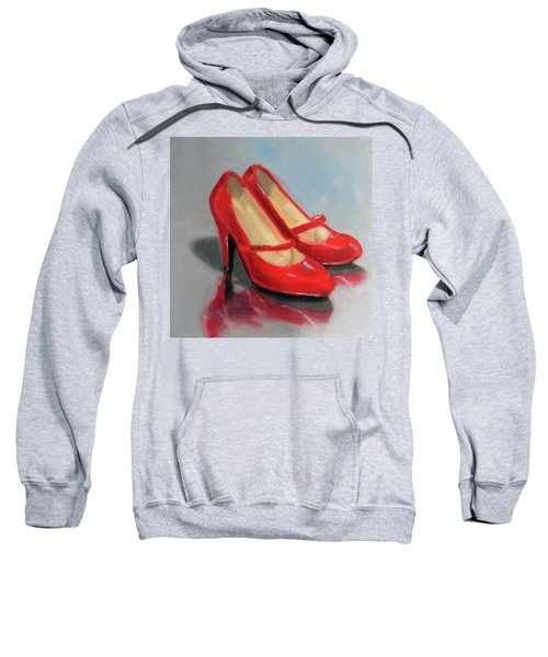 The Red Shoes Sweatshirt