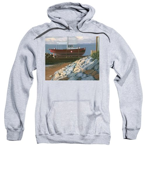 The Red Troller Revisited Sweatshirt