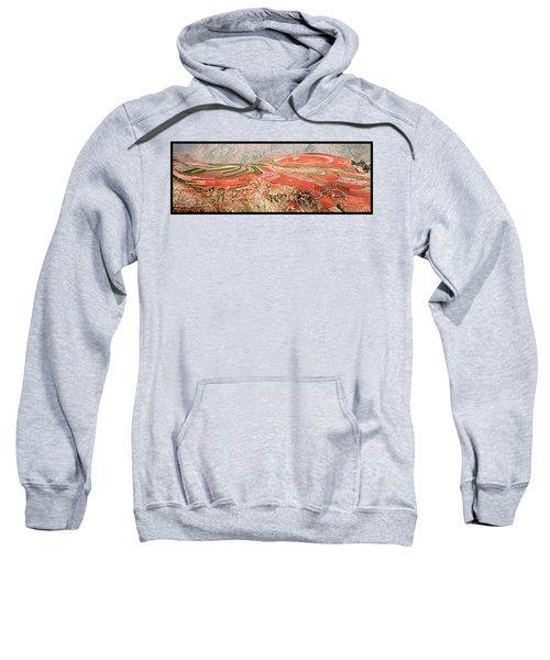 The Redlands, Yunnan, China Sweatshirt