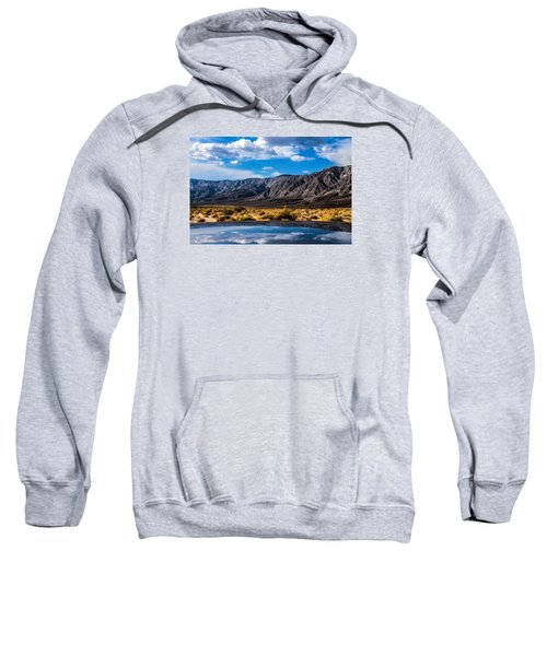 The Reflection On The Roof Sweatshirt