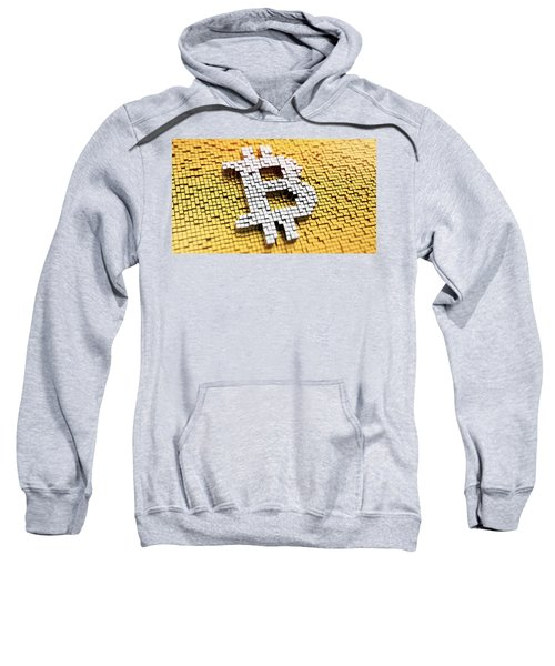The Rise And Rise Of Bitcoin Sweatshirt