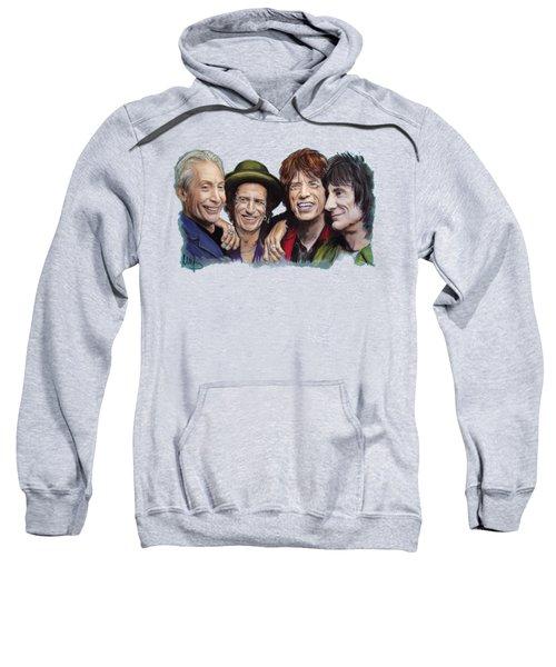 The Rolling Tongues Sweatshirt