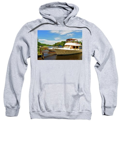 The Rondout At Eddyville Sweatshirt
