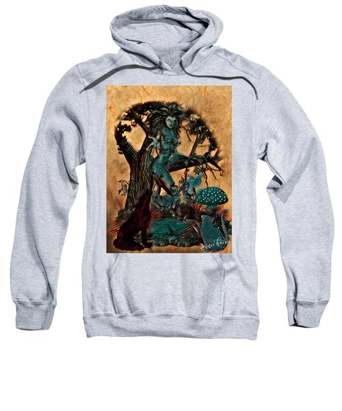 The Sacred Waters Sweatshirt