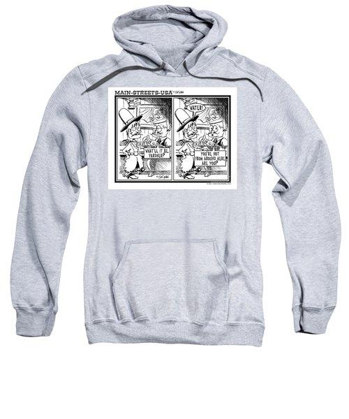 The Saloon Sweatshirt