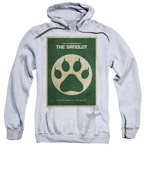 The Sandlot Alternative Minimalist Movie Poster Sweatshirt