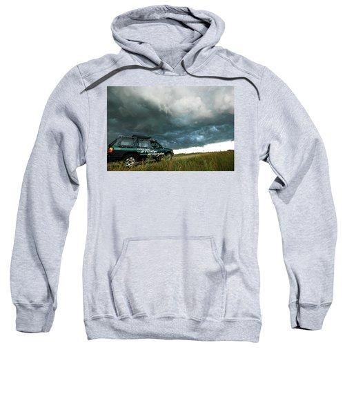 The Saskatchewan Whale's Mouth Sweatshirt