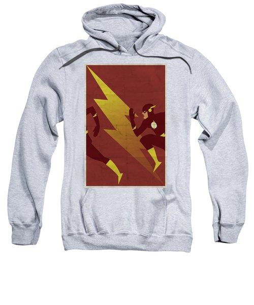 The Scarlet Speedster Sweatshirt