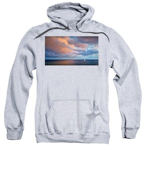 The Sea At Peace Sweatshirt