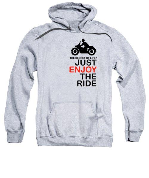 The Secret Of Life Sweatshirt