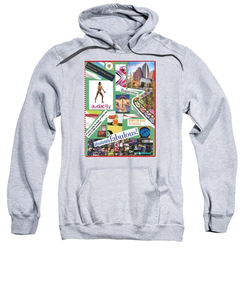 The Silly Side Of Life Sweatshirt