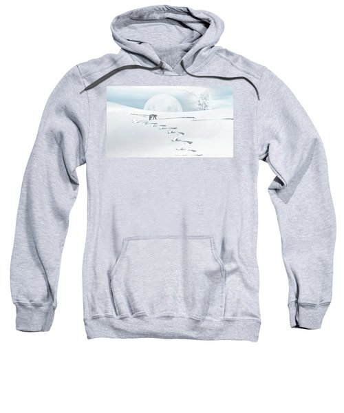 The Silver Fox Sweatshirt