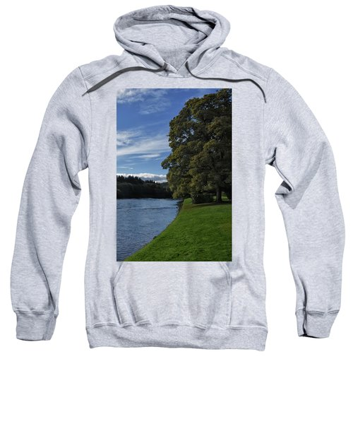 The Silvery Tay By Dunkeld Sweatshirt