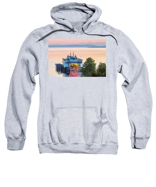 The Six O'clock Ferry Sweatshirt
