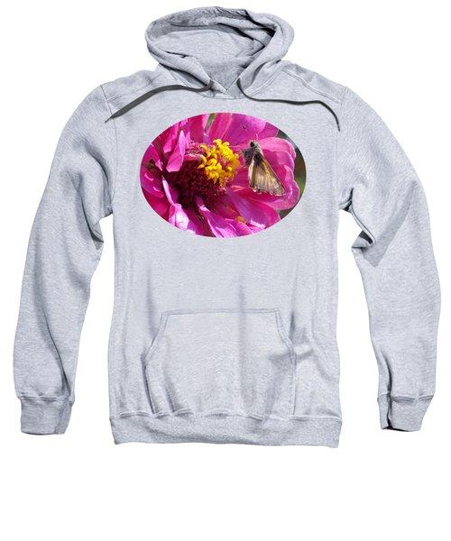 The Skipper's Zinnia Sweatshirt