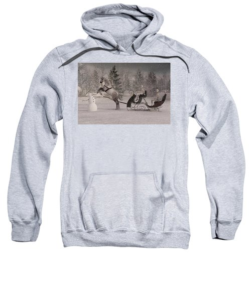The Snowman Sweatshirt