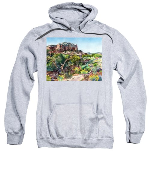 The Spirit Of Ghost Ranch Sweatshirt