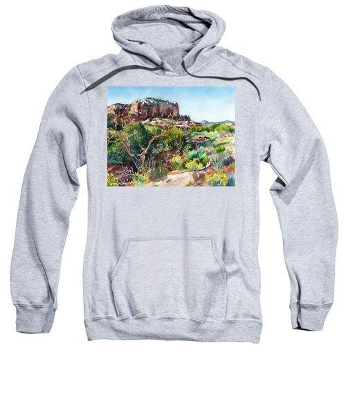 The Spirit Of Ghost Ranch Sweatshirt