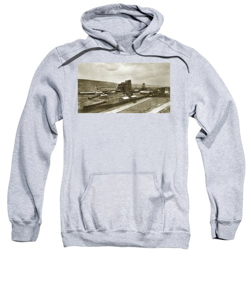 The Stanton Colliery Empire St. The Heights Wilkes Barre Pa Early 1900s Sweatshirt