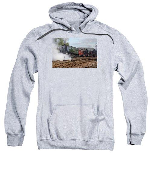 The Steam Railway Sweatshirt
