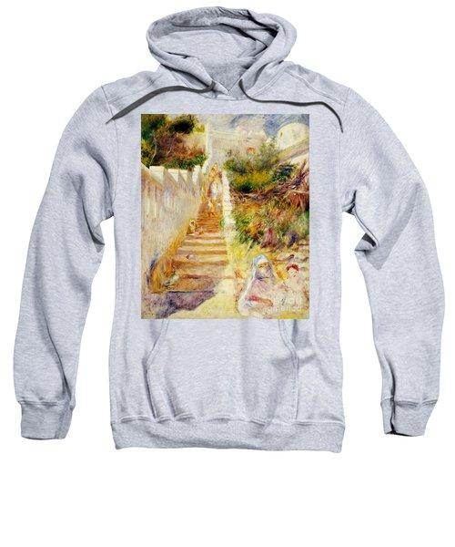 The Steps In Algiers Sweatshirt