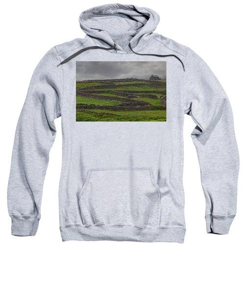 The Stone Walls Of Innisheer Sweatshirt
