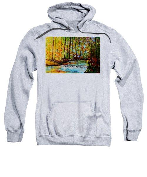 The Stream Sweatshirt