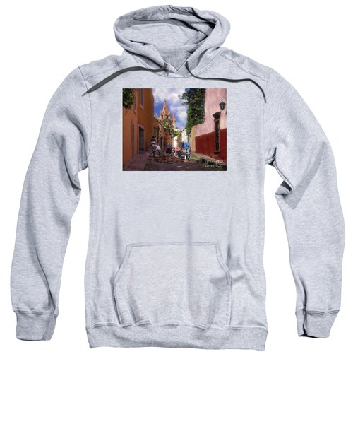 The Street Workers Sweatshirt