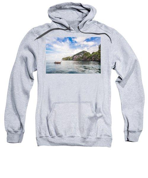 The Stunning  Koh Mook In The Trang Island Sweatshirt