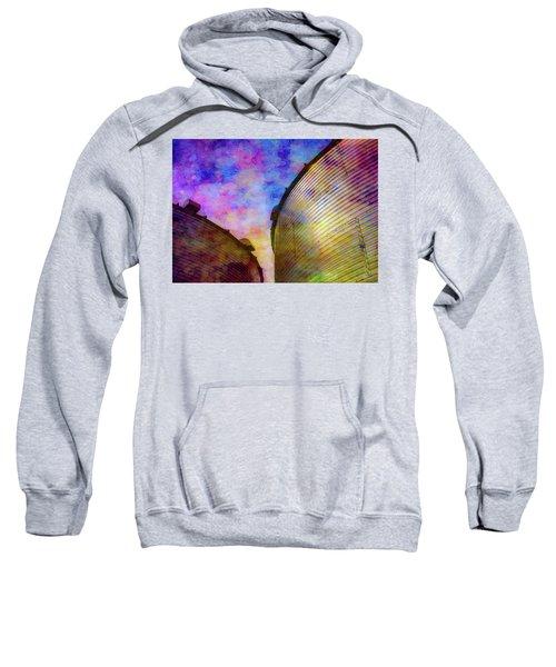 The Sun Sets The Stars Appear 4358 Idp_2 Sweatshirt