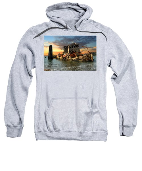The Sunset Years Of The Mary D. Hume Sweatshirt