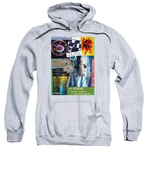 The Tao Of Life Sweatshirt