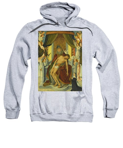 The Throne Of Grace Sweatshirt