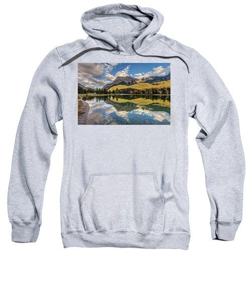 The Town Of Field In British Columbia Sweatshirt