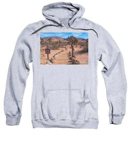 The Trailhead Sweatshirt