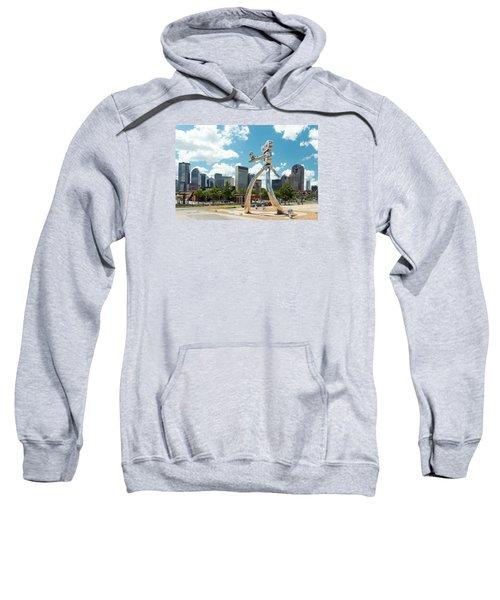 The Traveling Man Dallas 080618 Sweatshirt