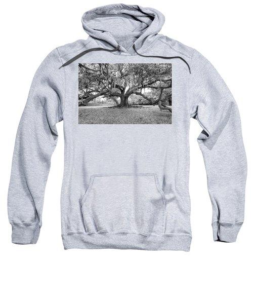 The Tree Of Life Monochrome Sweatshirt