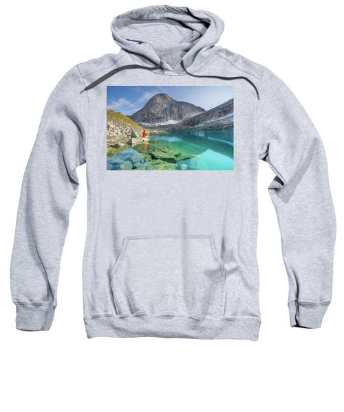 The Turquoise Lake Sweatshirt