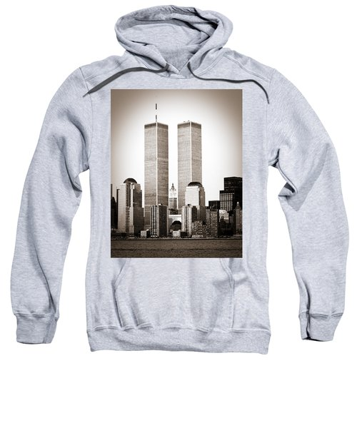 The Twin Towers Sweatshirt