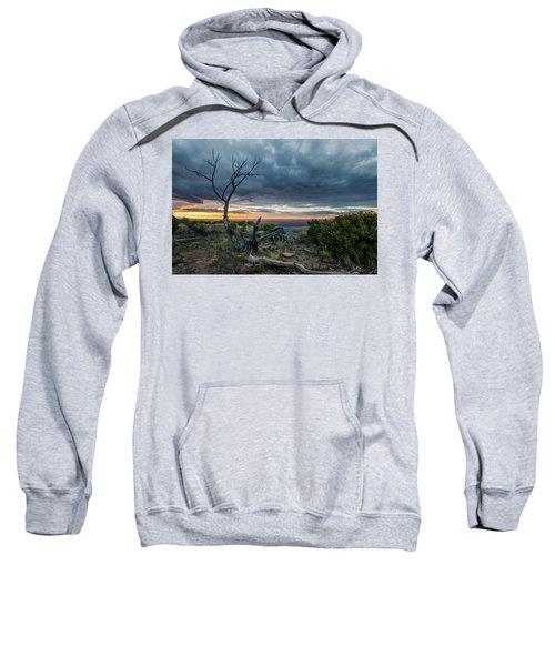 The Unfolding Drama Sweatshirt