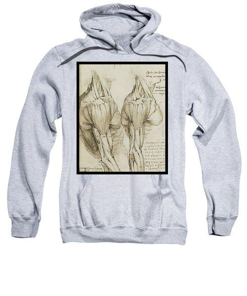 The Upper Arm Muscles Sweatshirt