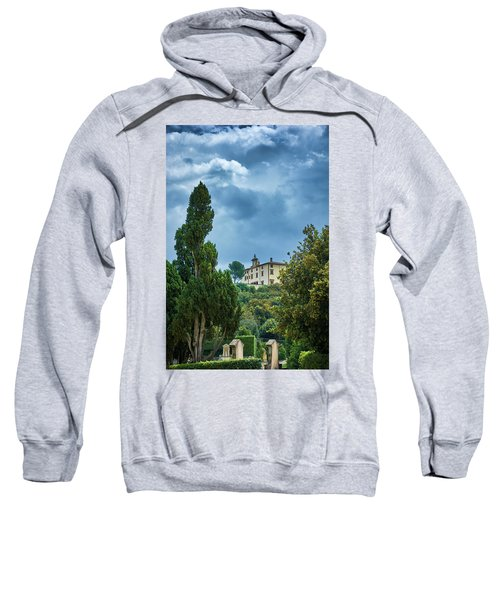 The Views From The Boboli Gardens Sweatshirt