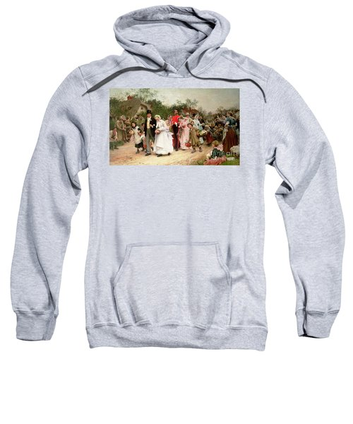 The Village Wedding Sweatshirt