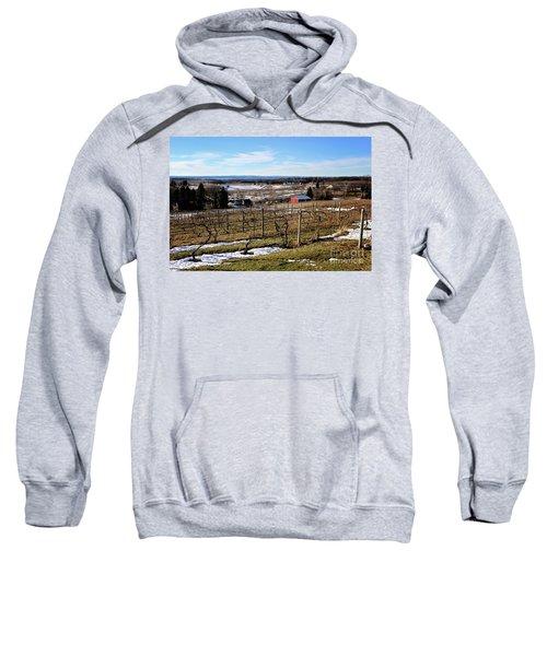 The Vineyard On Old Mission Sweatshirt