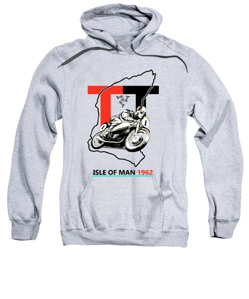 The Vintage Isle Of Man Tt Sweatshirt