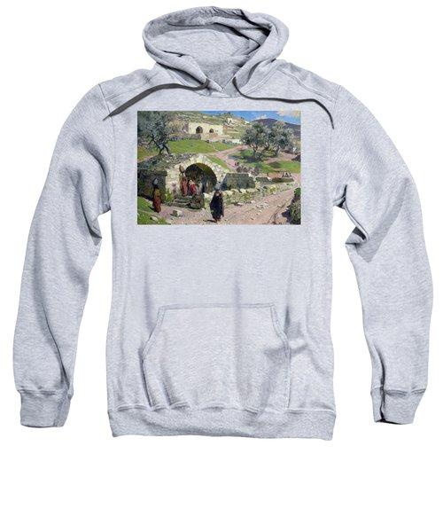 The Virgin Spring In Nazareth Sweatshirt
