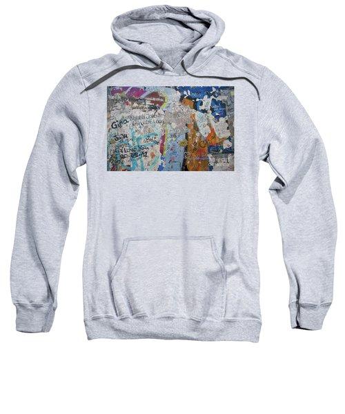The Wall #10 Sweatshirt