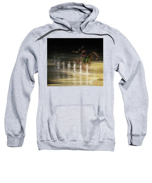 The Water Maestro  Sweatshirt